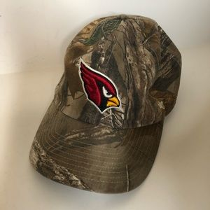 Forty Seven Brand Cardinal NFL Realtree Xtra Cap